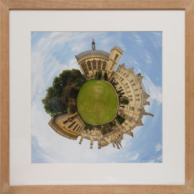 Photograph of Pembroke College, Oxford, by Jake Galson