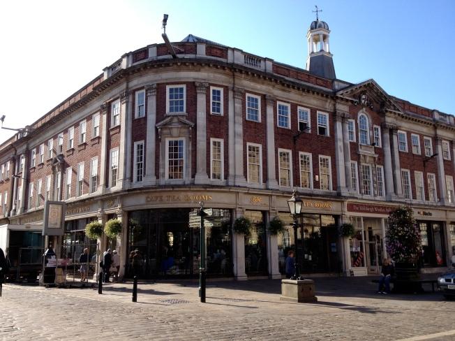 Betty's Tea Rooms in York