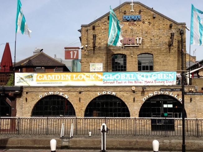 Camden Lock Market, London