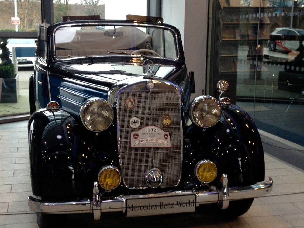 Mercedes-Benz World in Brooklands is a classy day out (3/3)