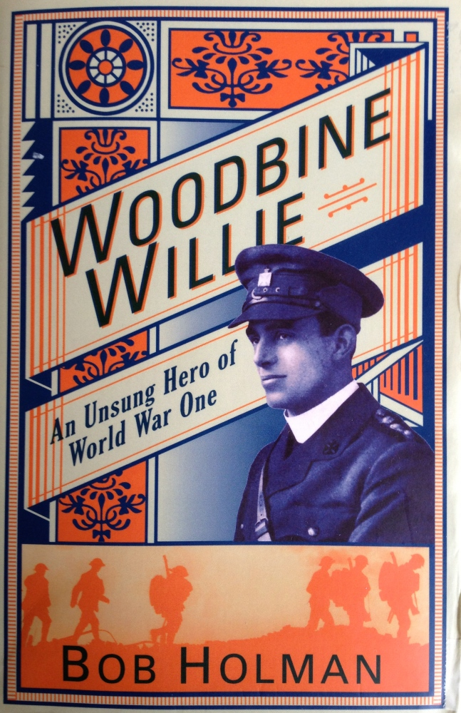 Book Review:  Woodbine Willie by Bob Holman