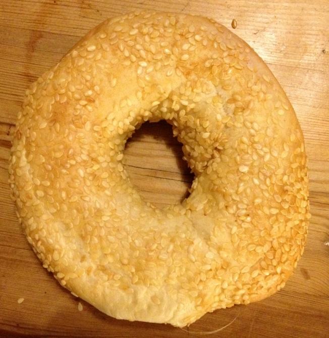 Oops - it's not a pretzel