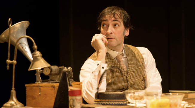 Alistair McGowan as Henry Higgins