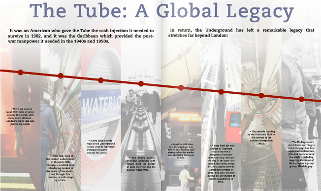 "These facts link with the earlier article: ""London and the life beneath its feet"". Part of the feature on The Underground published by the online magazine 'The New Londoners' in June 2014"