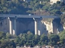 The Naples tangenziale