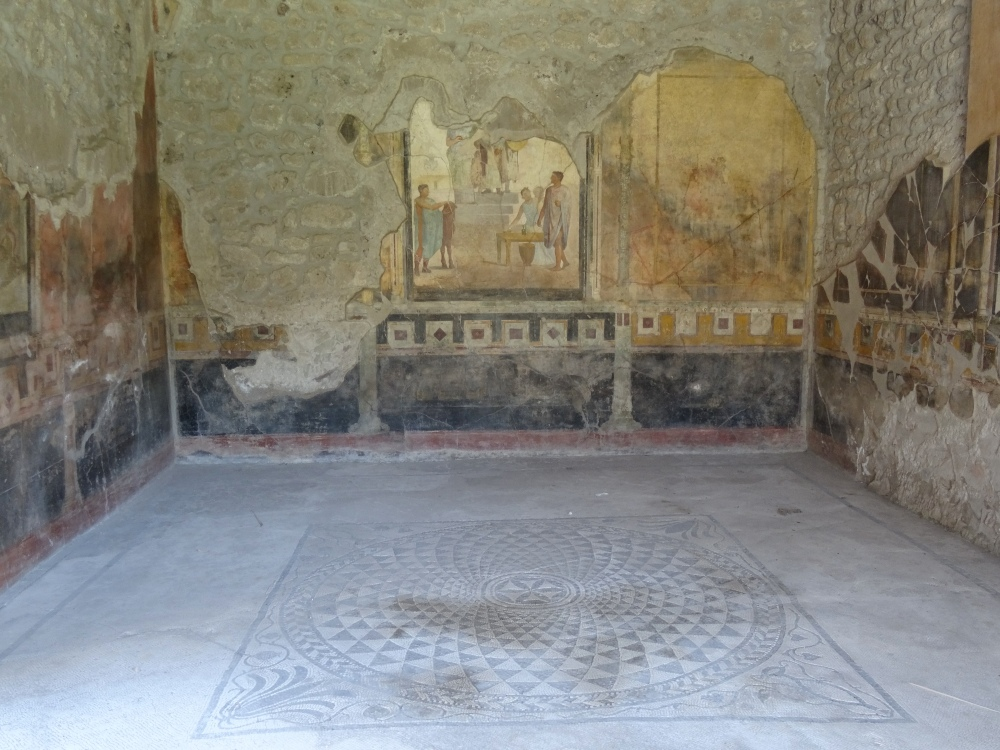 The road to Pompeii (3/6)
