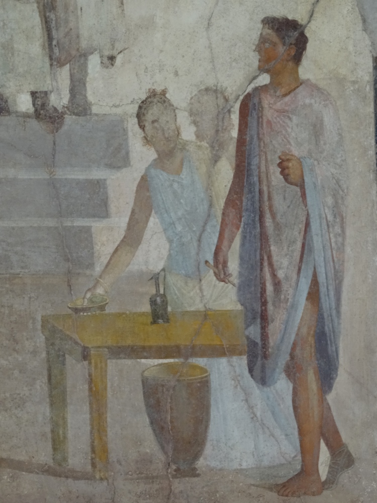 The road to Pompeii (4/6)