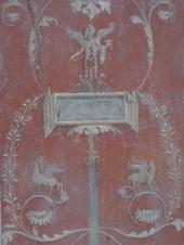 Mural in Pompeii