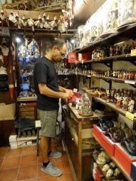 Shop of Antonio Pepe