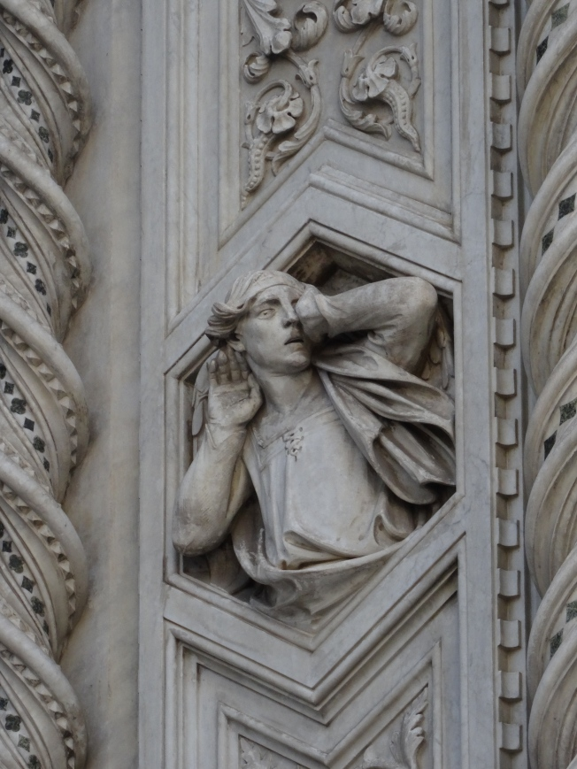 Detail from the Duomo