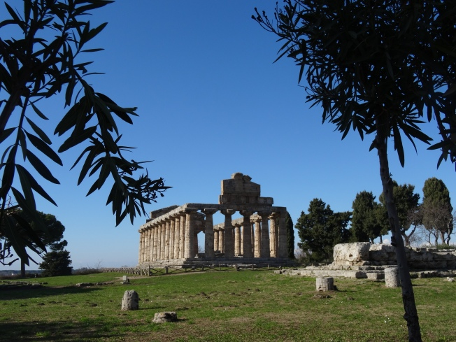 Temple of Ceres in Paestum