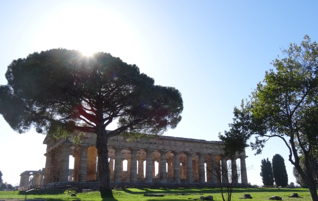 Temple of Neptune Paestum