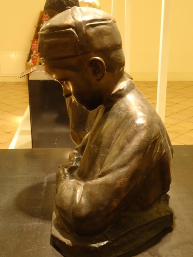 Busto di fanciullo by Giovanni de Martino (1870 - 1935)