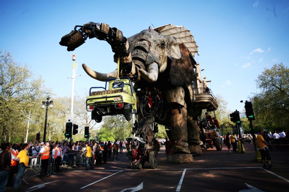 The tragic power of elephants (3/6)