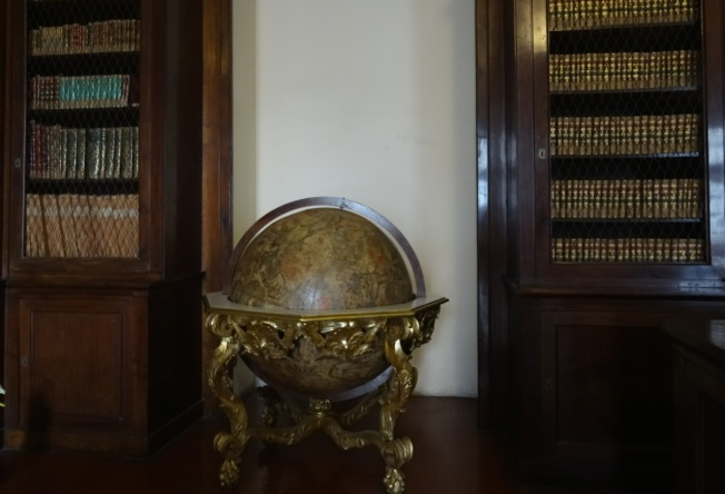 Library of Naples