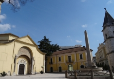Benevento and the church of Santa Sofia