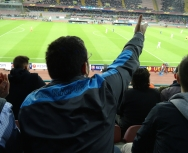 Napoli supporters