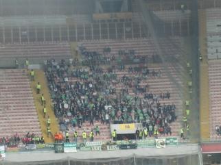 Wolfsburg supporters