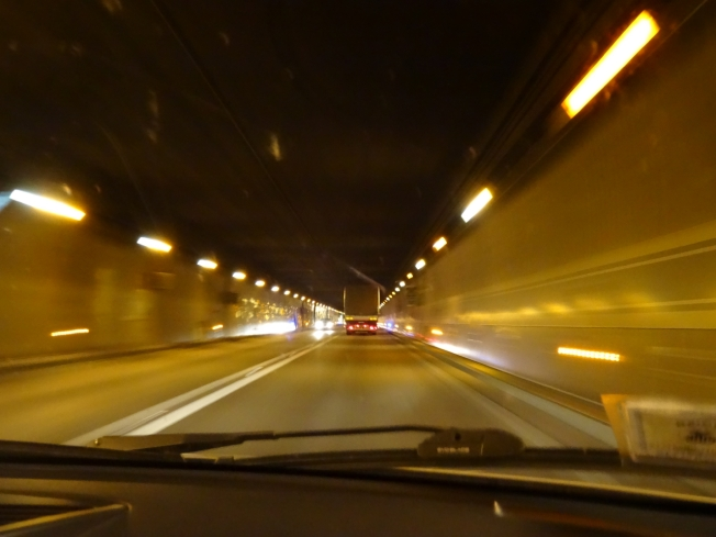 The Fréjus Road Tunnel