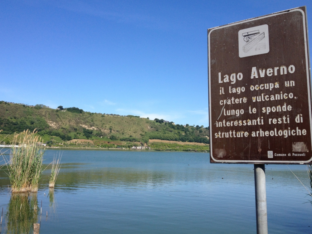 Lago d'Averno - the Gates of Hell (3/6)