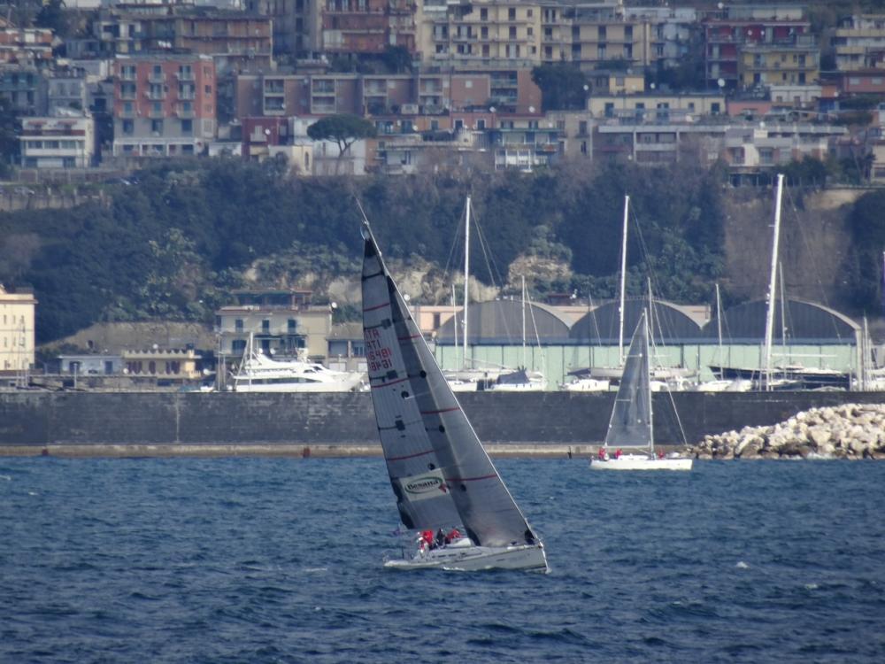Ferry trip from Pozzuoli to Ischia and back (2/6)