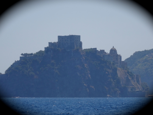The Aragonese Castle at Ischia