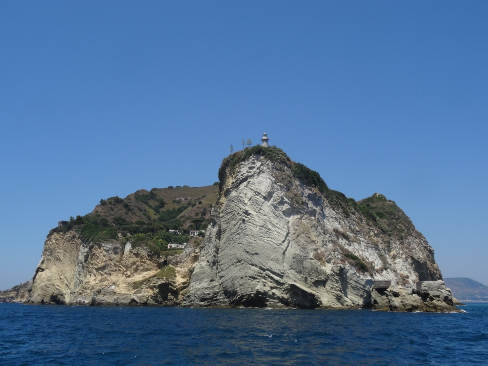 Ferry trip from Pozzuoli to Ischia and back (6/6)