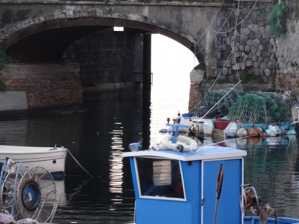 Ferry trip from Pozzuoli to Ischia and back (4/6)