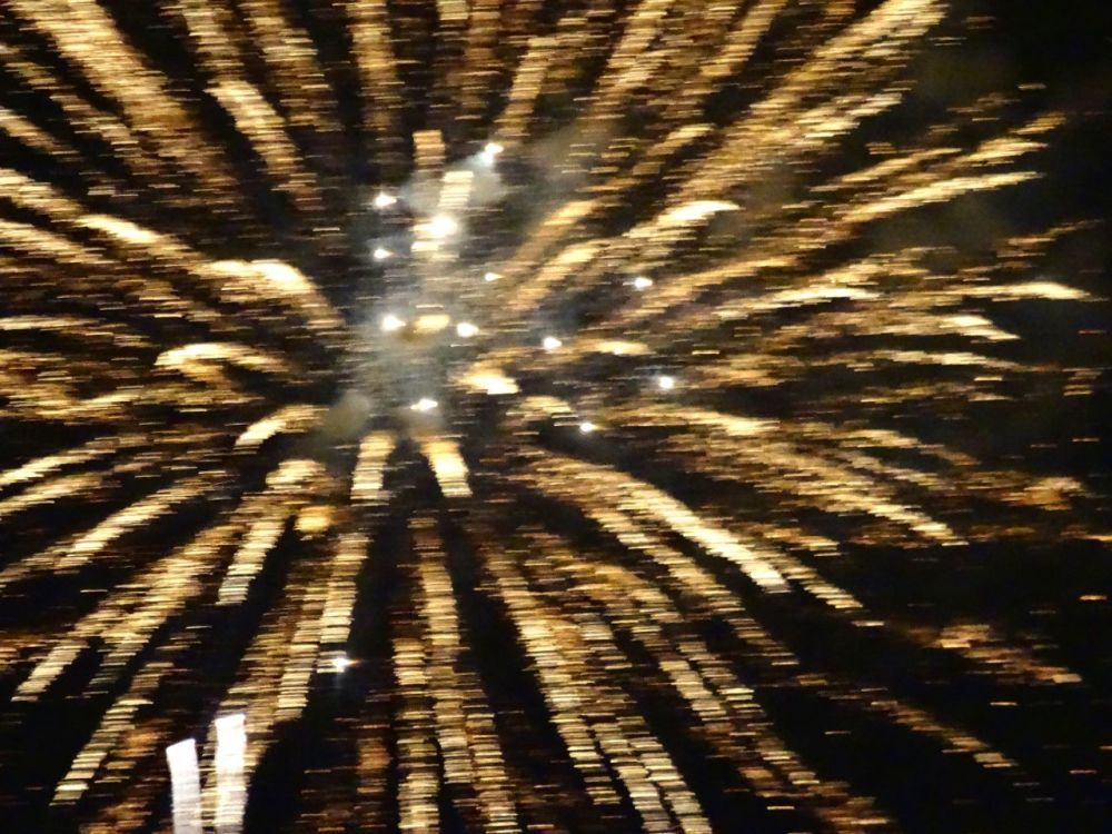 Fireworks - part of life and death in the south of Italy (1/3)