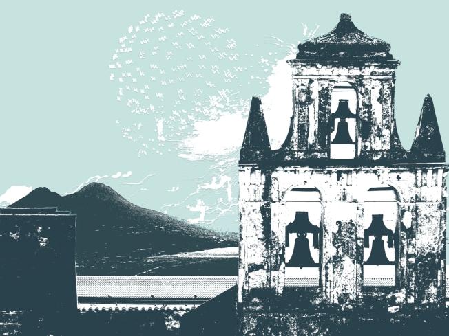Impressions of Naples (2015) by Eliza Fraser-Mackenzie