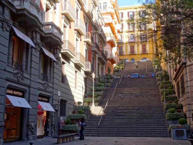 Chiaia - Naples, Italy