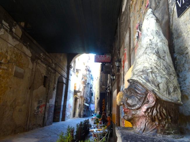 Pulcinella - Naples, Italy