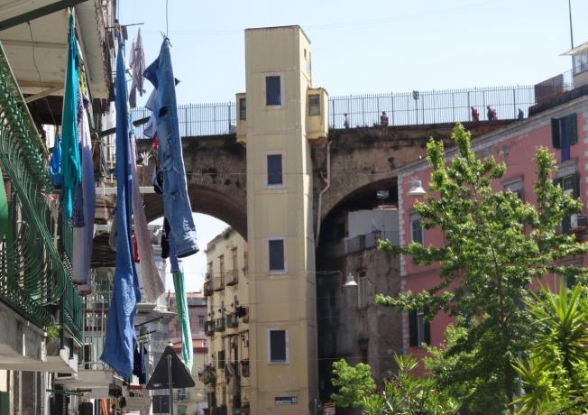 Rione Sanità - Naples, Italy