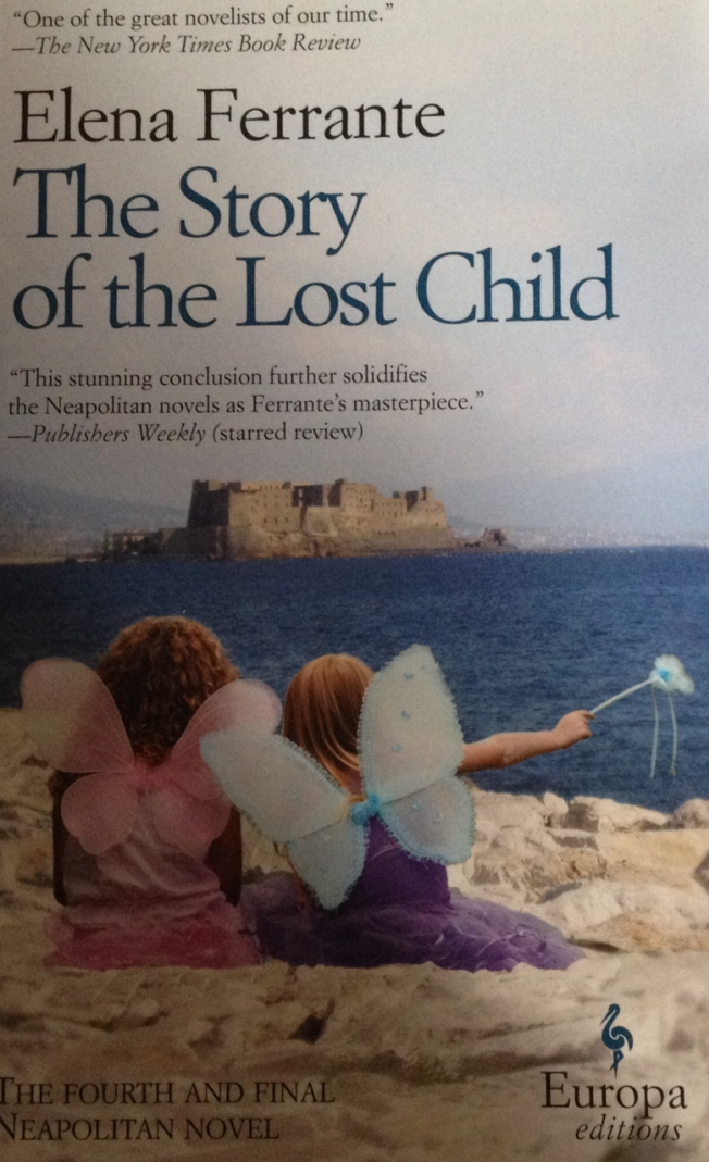 The last of Elena Ferrante's Neapolitan novels