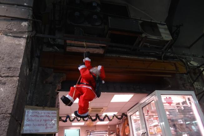 Christmas - centro storico, Naples, Italy
