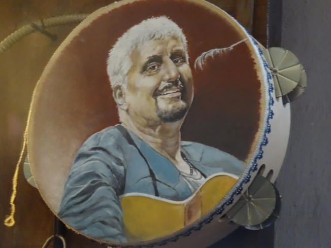 Pino Daniele - singer, adored by Naples, died suddenly January 2015