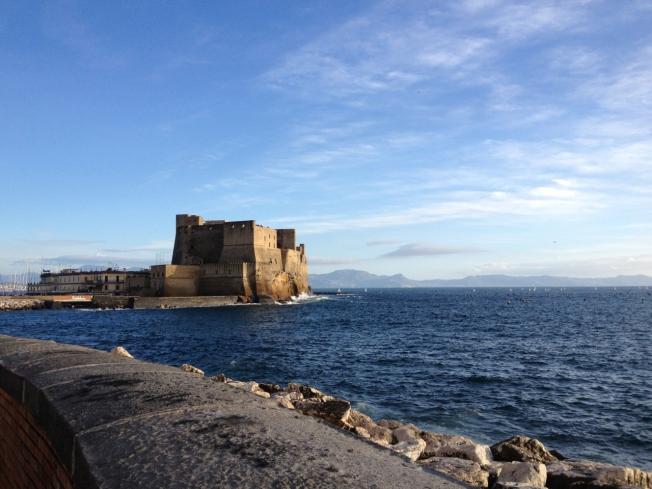Castel dell'Ovo - Naples, Italy