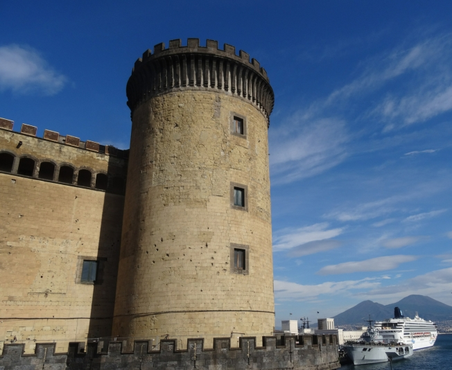 Maschio Angioino (Castel Nuovo) Naples, Italy