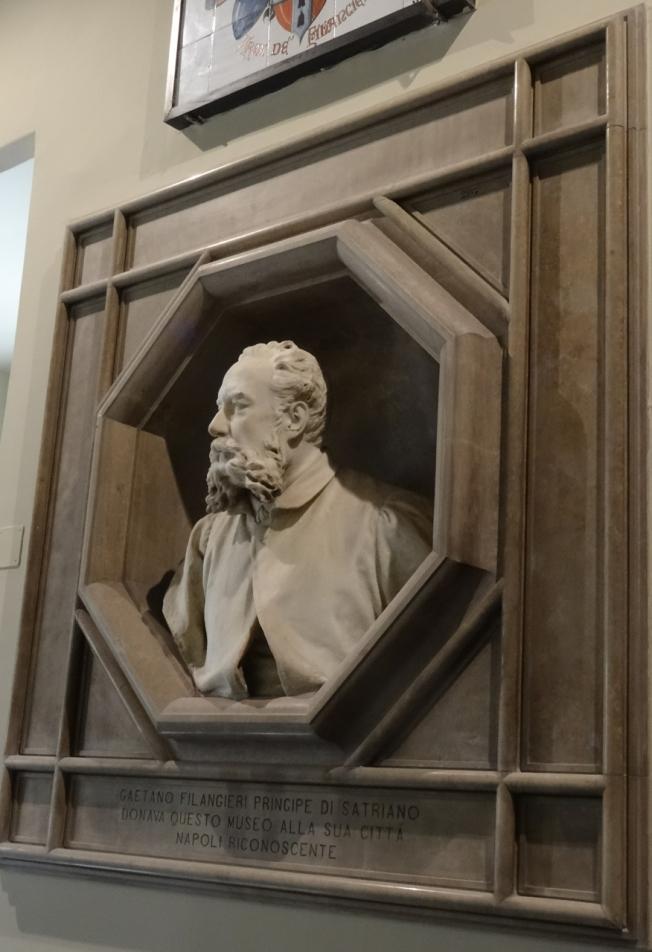 Gaetano Filangieri Principe di Satriano (1824 -1892)