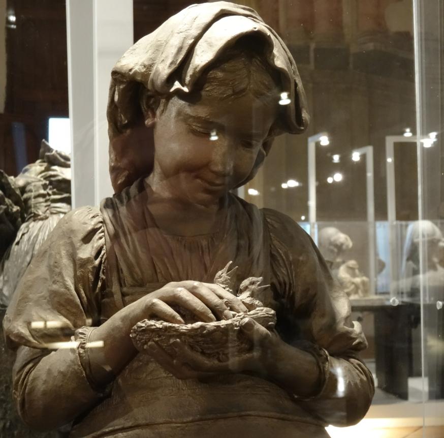 """The sculpture exhibition in Naples """"Il Bello o il Vero"""" (18th & 19th century)"""