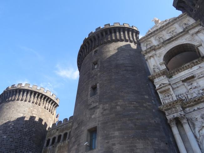 Maschio Angioino, Naples, Italy