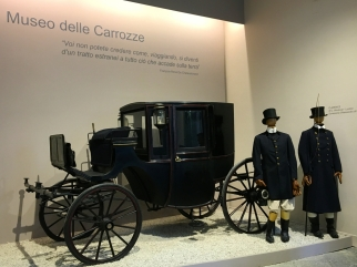The Carriage Museum in Naples, Italy