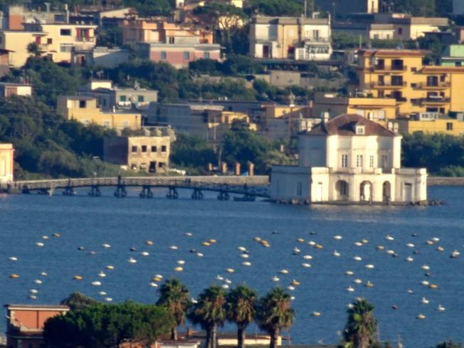 La Casina Vanvitelliana in Lago Fusaro, Campania, Italy
