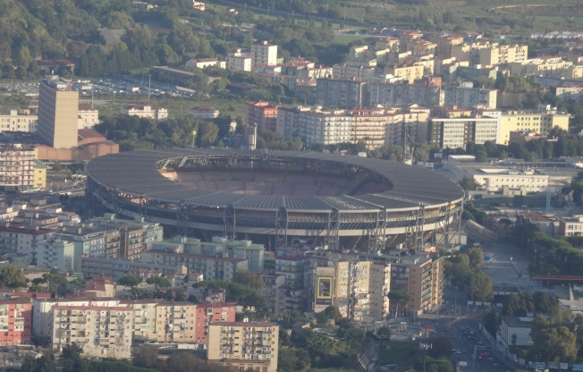 Napoli and the passion of football