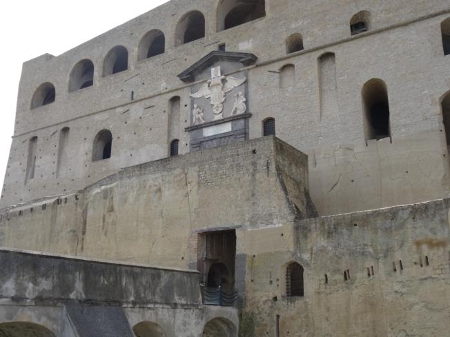 The Castel Sant'Elmo Naples, Italy