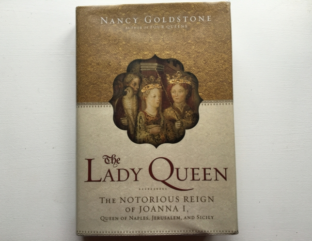 The Lady Queen by Nancy Goldstone