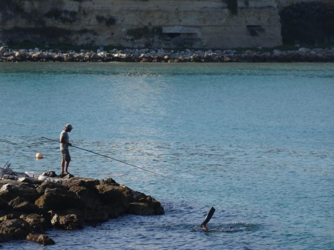Otranto, in Puglia, Italy