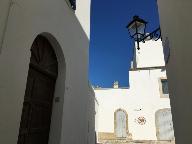 Otranto in Puglia, Italy