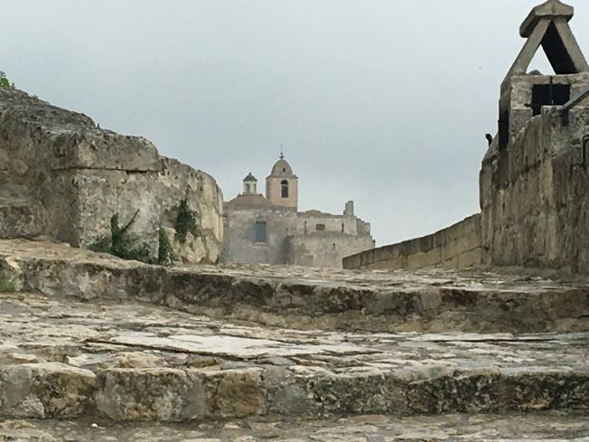 Matera in Basilicata in Italy