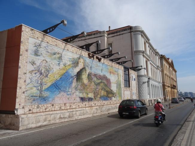 Taranto, in Puglia, Italy